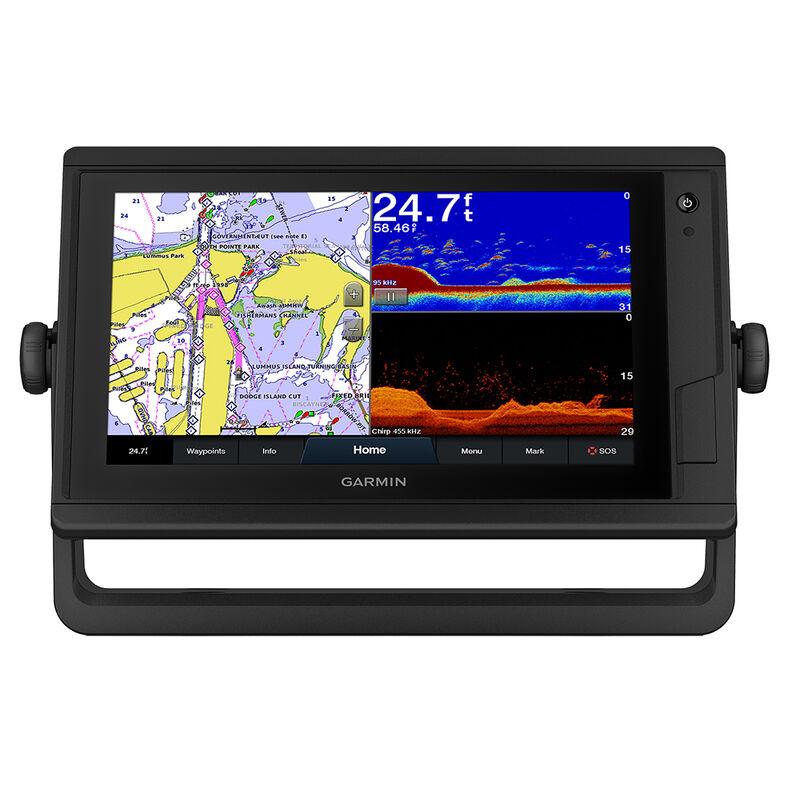 Garmin GPSMAP 942XS Plus Touchscreen GPS/Fishfinder Combo image number 1