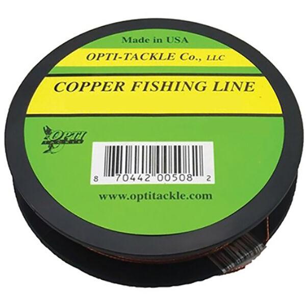 Opti-Tackle Copper Trolling Line