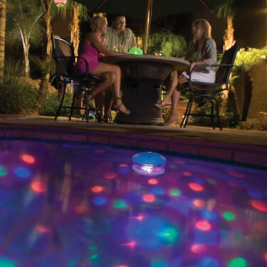 Game Underwater Light Show