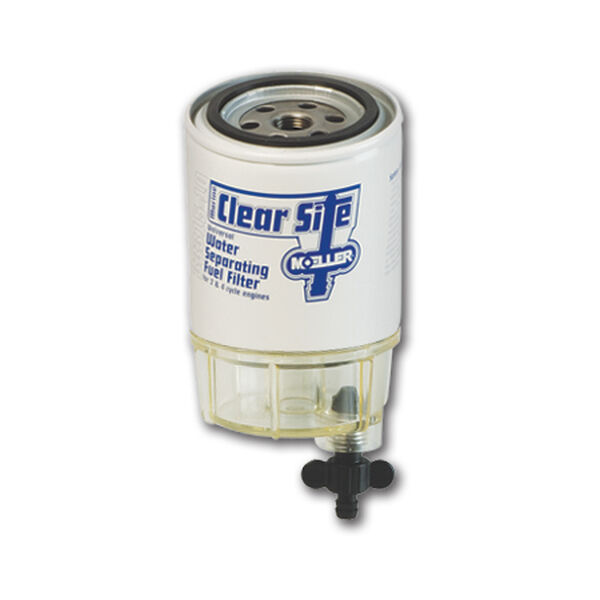 Moeller Clear Site Water Separating System Replacement Filter and Bowl