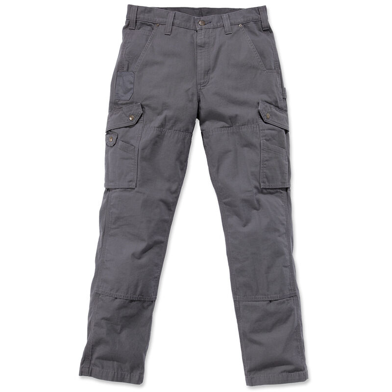 Carhartt Men's Relaxed Fit Double-Front Cargo Work Pant image number 5