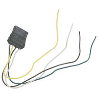 Sierra Vehicle Wiring Harness Connector, Sierra Part #WH10180