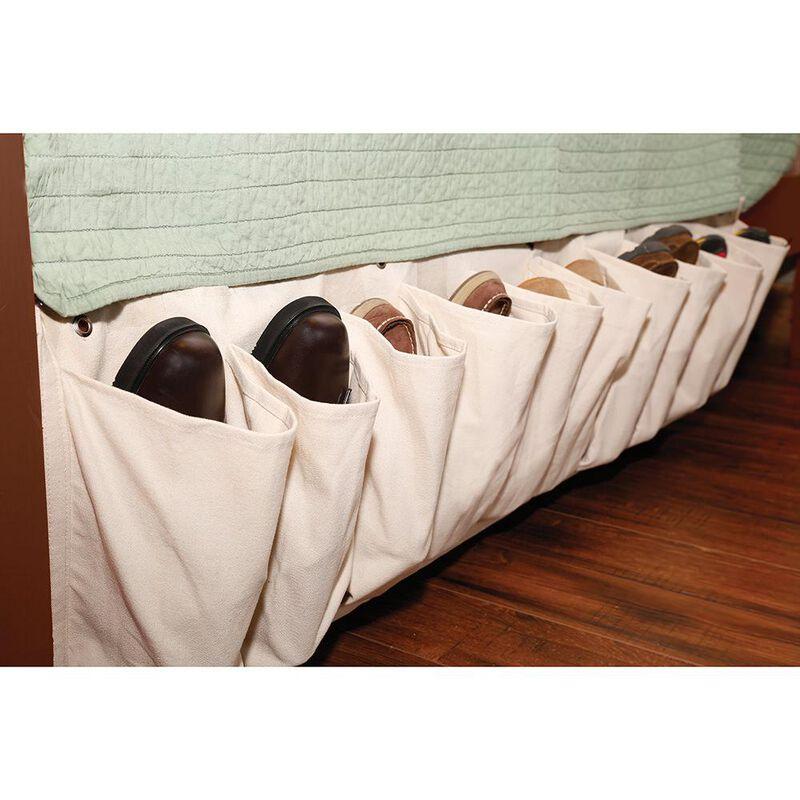 Canvas Shoe Pockets image number 1