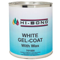 White Gel Coat With Wax, Gallon