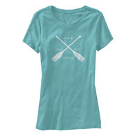 Points North Women's AS Paddling Short-Sleeve Tee