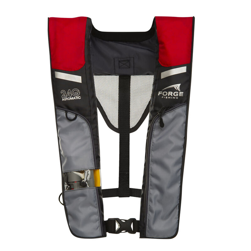 Forge Fishing 1H Slimline Automatic PFD image number 2