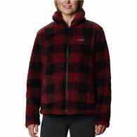 Columbia Women's Winter Pass Sherpa Full-Zip Jacket