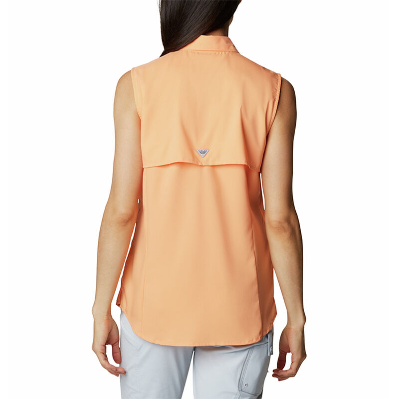 Columbia Women's PFG Tamiami Sleeveless Shirt image number 2
