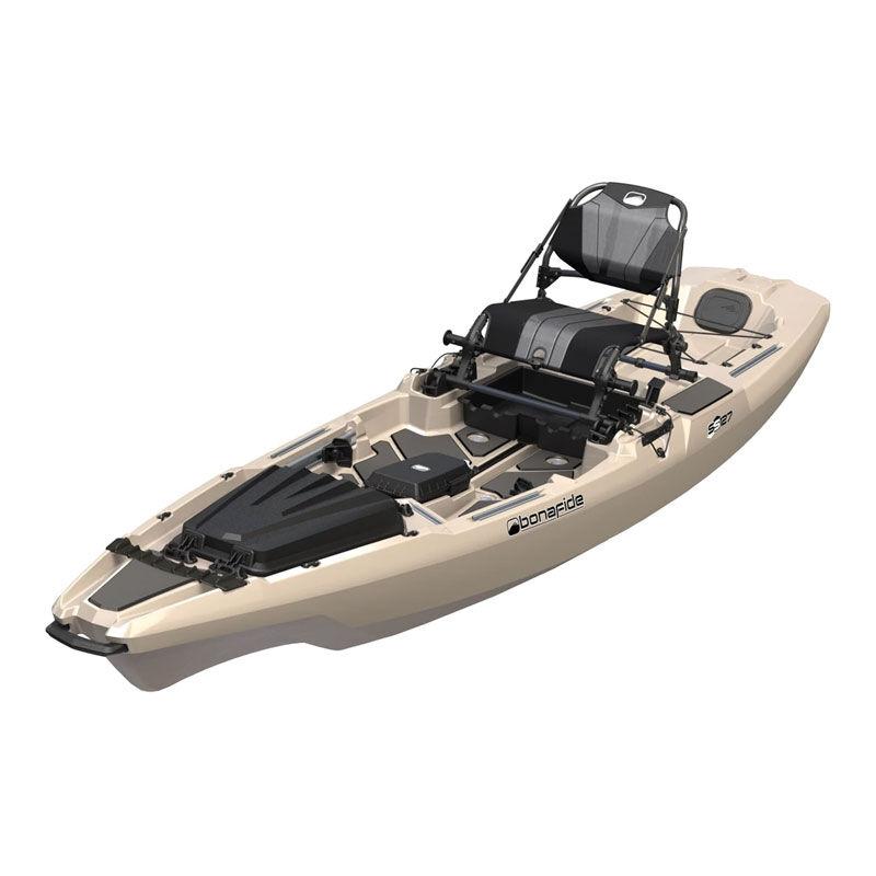 Bonafide SS127 Sit-on-Top Fishing Kayak image number 4