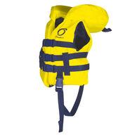 Overton's Infant Nylon Life Jacket, Yellow
