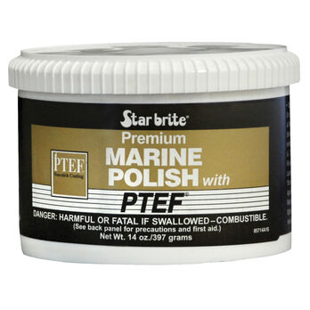 Star Brite Paste Polish, 14 oz.