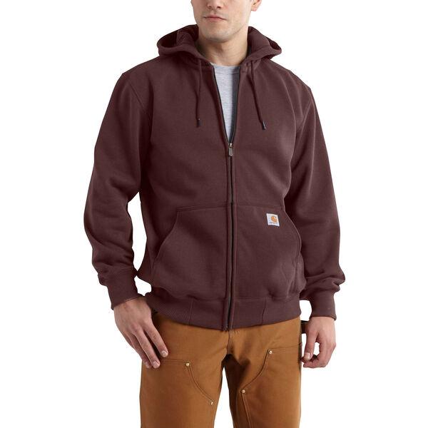 Carhartt Men's Rain Defender Paxton Heavyweight Hooded Zip-Front Sweatshirt