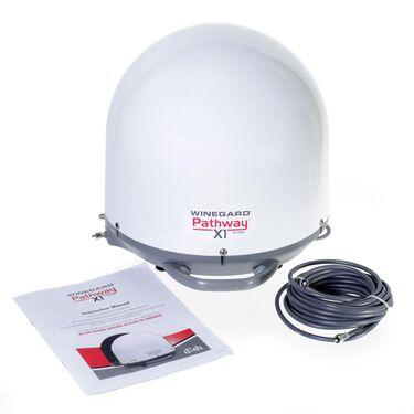 Winegard Pathway X1 Portable Satellite Antenna