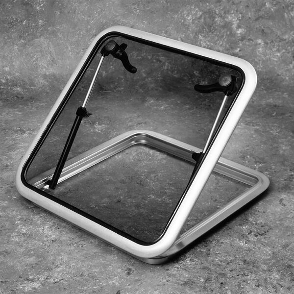 """Ultra III Hatch and Trim Ring, 12"""" x 12"""""""