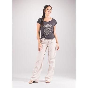 PrAna Women's Longline Short-Sleeve Tee