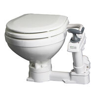Johnson Pump AquaT Manual Marine Toilet