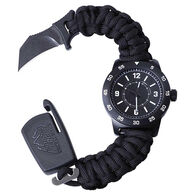 Outdoor Edge Para-Claw CQD Zinc Alloy Watch (Large)