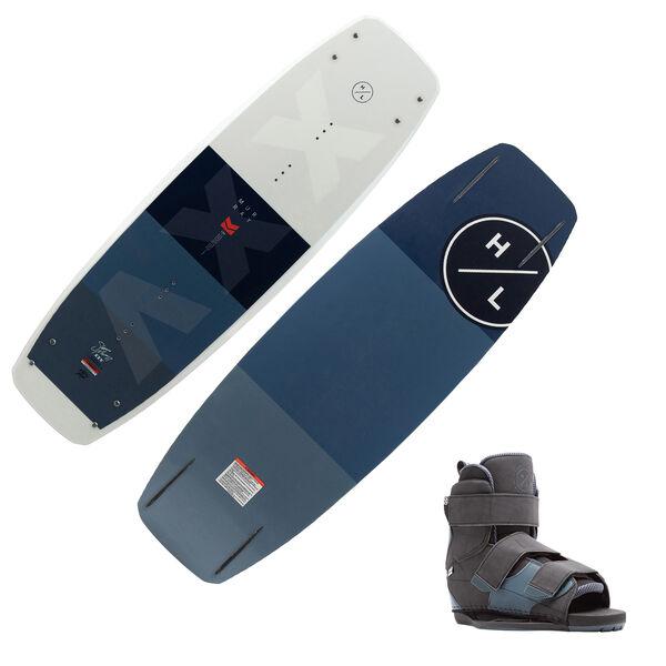 Hyperlite Murray Wakeboard With Formula Bindings