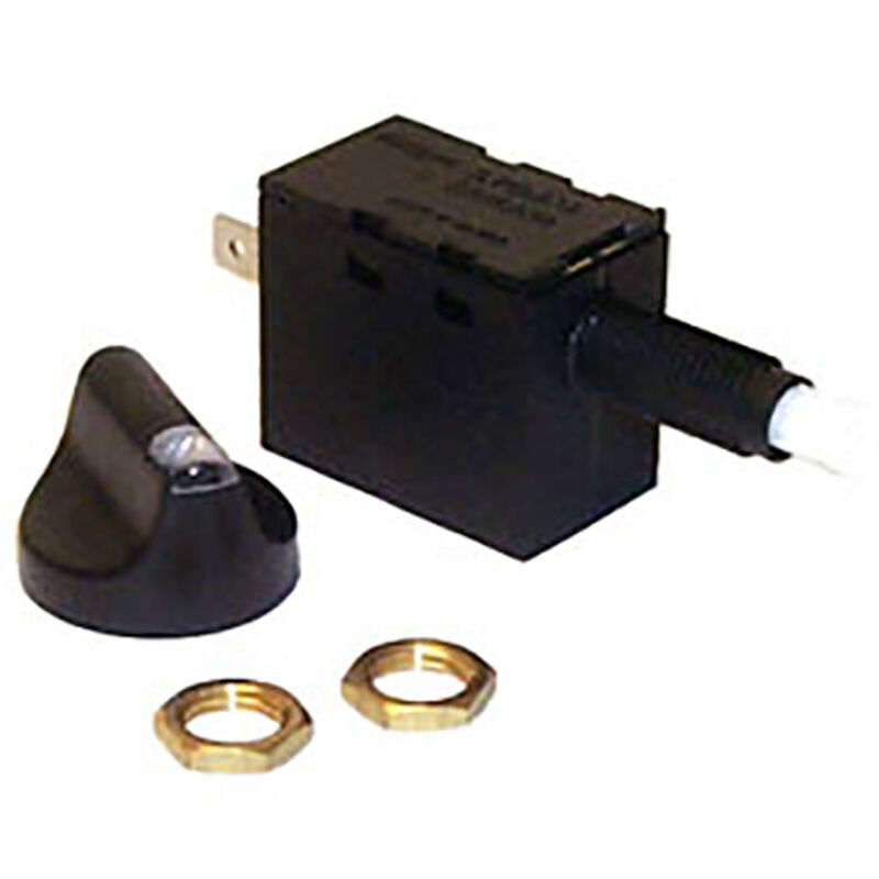 Sierra Rotary Switch Off/Momentary On SPST, Sierra Part #MP78720 image number 1