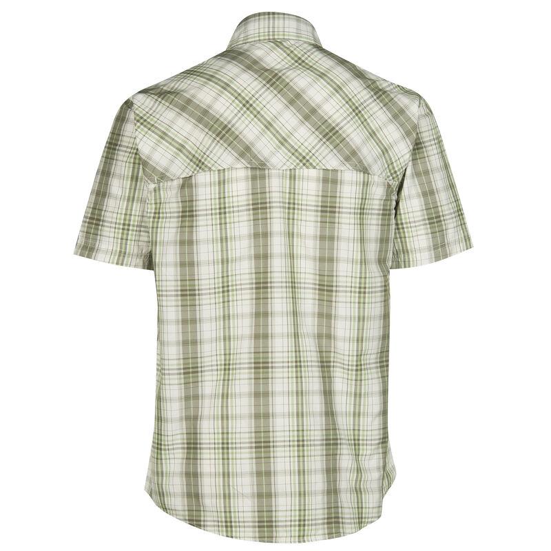 Nepallo Men's Trophy Quick-Dry Plaid Short-Sleeve Shirt image number 15