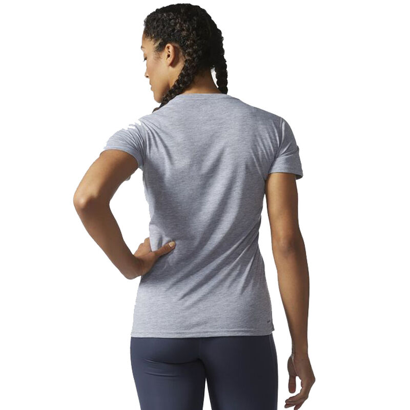Adidas Women's Ultimate Short-Sleeve Tee image number 3