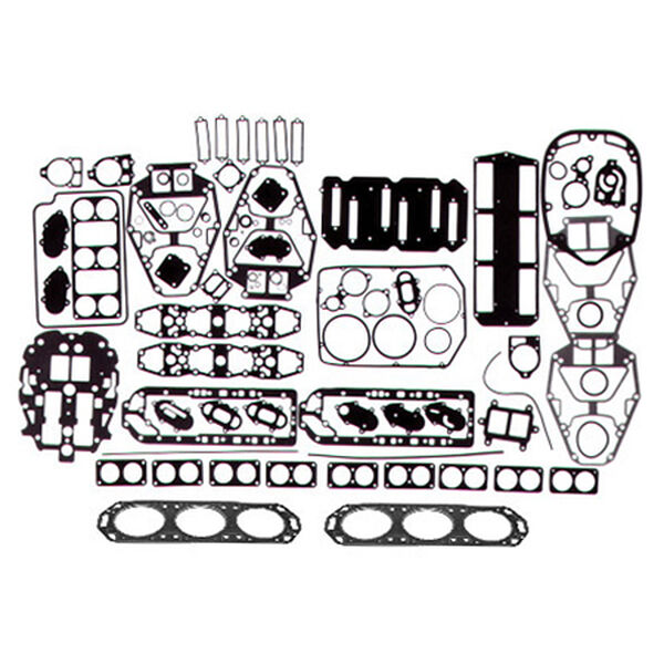 Sierra Powerhead Gasket Set For Mercury Marine Engine, Sierra Part #18-4317
