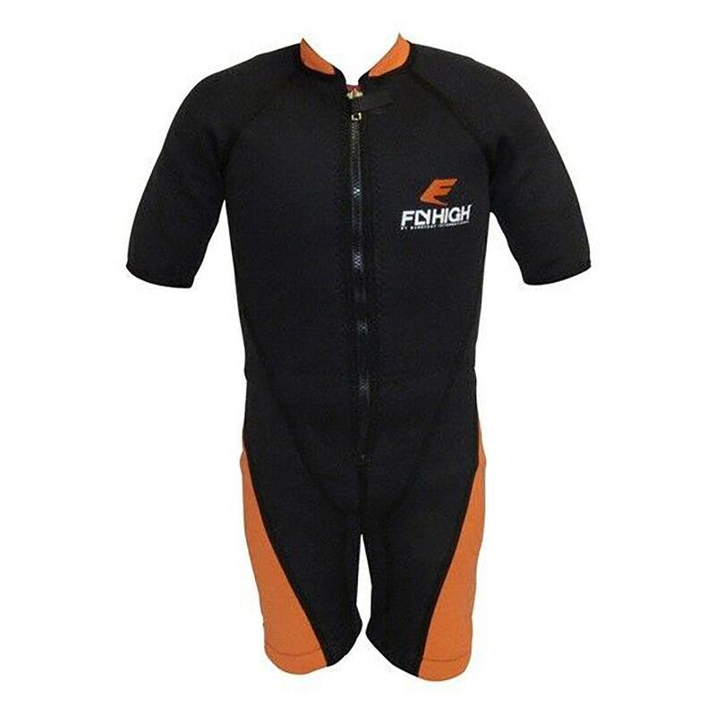 Barefoot Iron Short Sleeve Suit image number 1