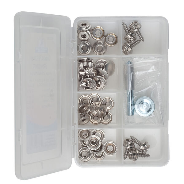 Handi-Man 47-Piece Canvas Fastener Repair Kit
