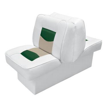 Overton's Premium Cuddy Vinyl Back-To-Back Lounge Boat Seat