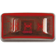 Optronics LED Stud-Mount LED Marker/Clearance Light, Red