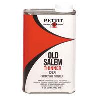 Pettit 121 Spraying Thinner, Quart