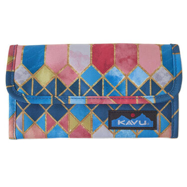 KAVU Women's Mondo Spender Trifold Wallet