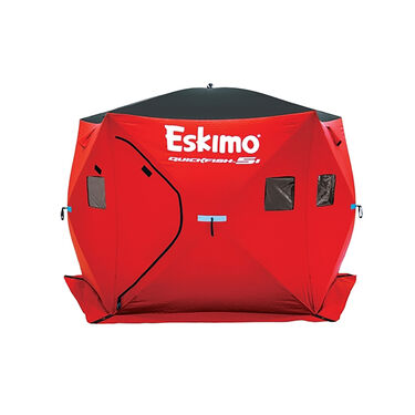 Eskimo Quickfish 5i Ice Fishing Shelter, 4 Person