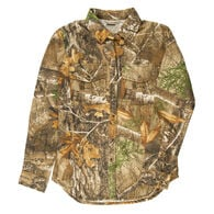 Hunter's Choice Men's Camo Button-Up Shirt