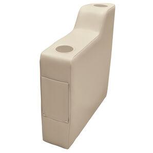 Toonmate Designer / Premium Contoured Arm Rest, Right Radius, each