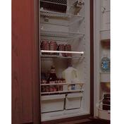 "Simple Nest White Refrigerator Bars, 16""-28"", 3-Pack"