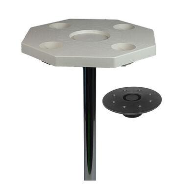 DetMar Octagonal Flush Mount Table Kit
