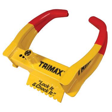 Trimax TCL65 Trailer Wheel Chock Lock