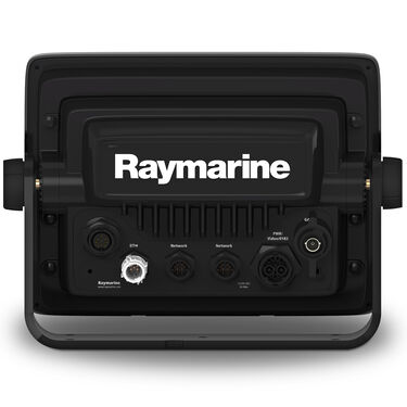 "Raymarine a98 9"" MFD Combo With US C-MAP Charts And CHIRP/DownVision Sonar"