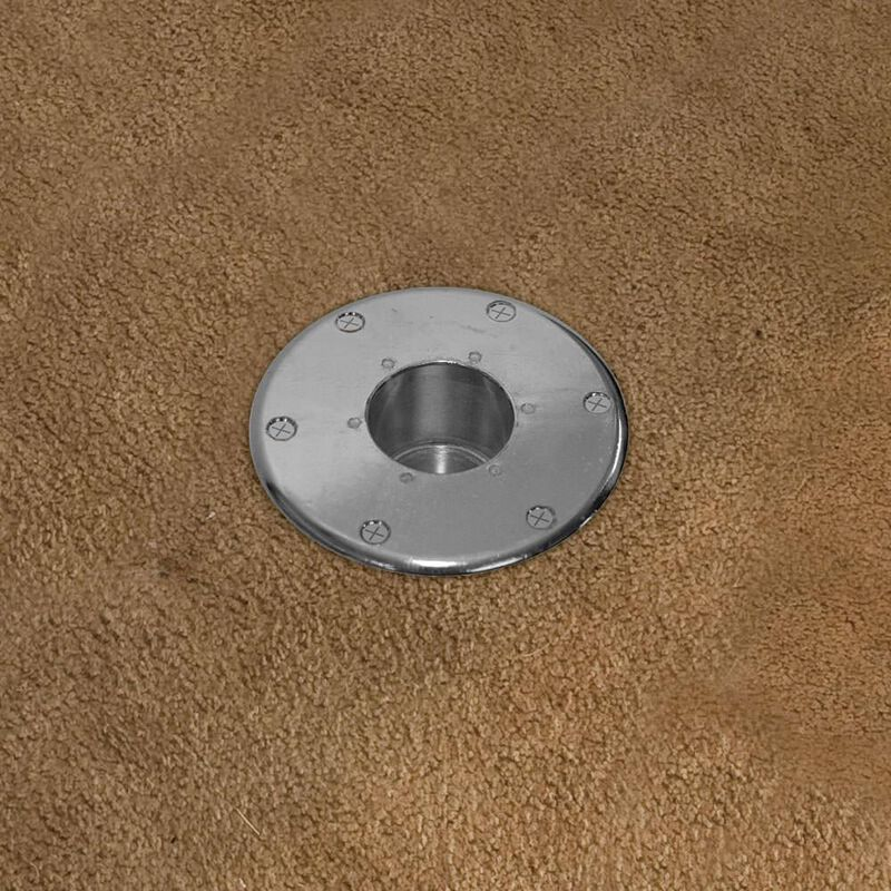 "Recessed Floor Base, 6"" image number 2"
