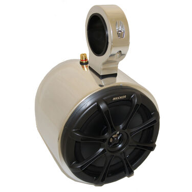 Monster Tower Kicker Single Barrel Speaker With Universal Inserts