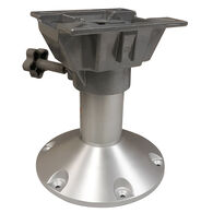 "Seat Pedestal 8"" Fixed Height with Swivel"