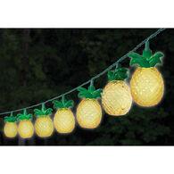 Miniature Pineapple String Light Set