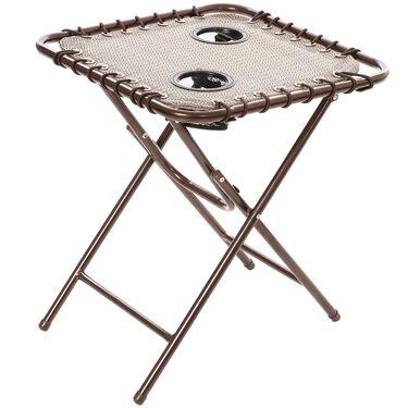 Amberwood Mesh Chair & Table Set