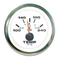 """Sierra White Premier Pro 2"""" Water Temperature Gauge"""