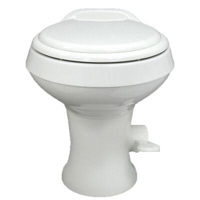 Dometic High Profile 300 Gravity Flush Toilet, White