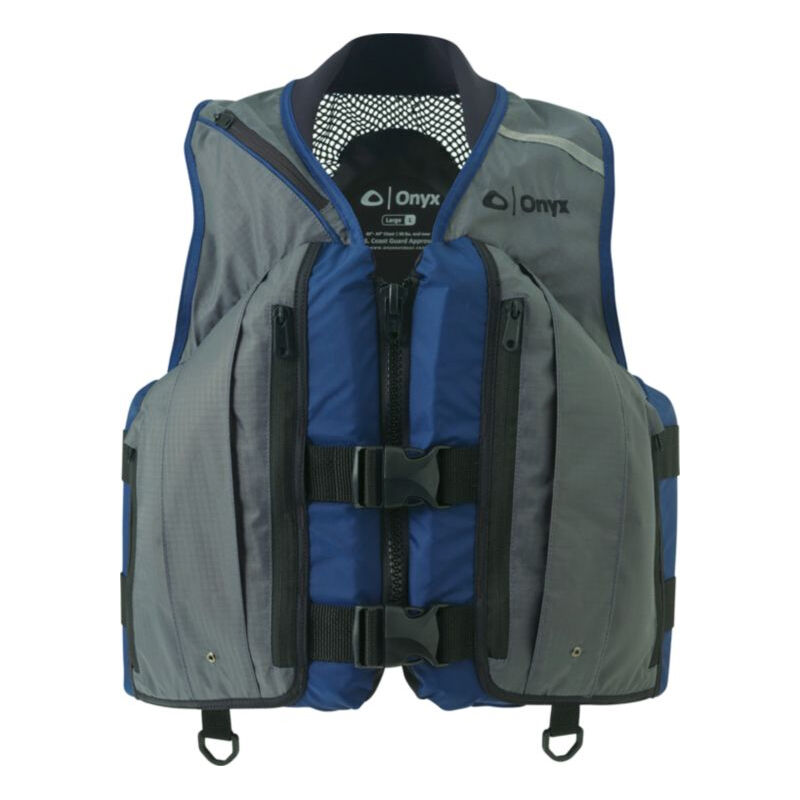 Onyx Mesh Deluxe Sports Vest image number 1
