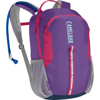 CamelBak Scout 50 oz. Youth Hydration Pack, Purple Sapphire