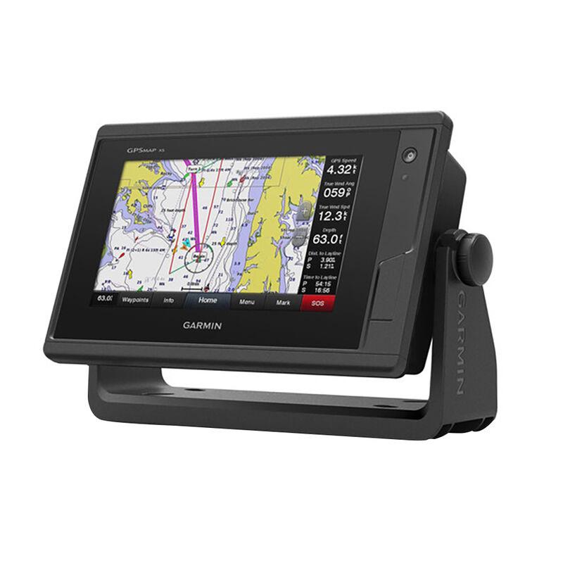 Garmin GPSMAP 722xs Touchscreen Chartplotter/Sonar Combo image number 1