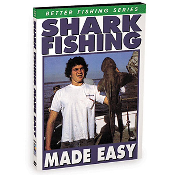 Bennett DVD - Shark Fishing Made Easy